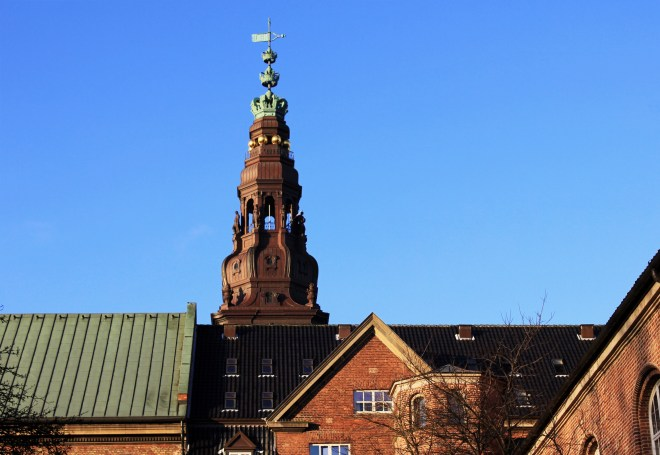 Christiansborg Folketing