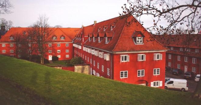 Kastellet Kaserne Kopenhagen