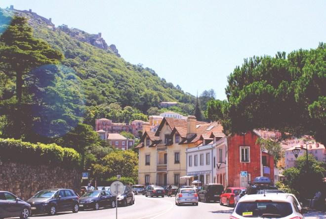 Stadtzentrum Sintra