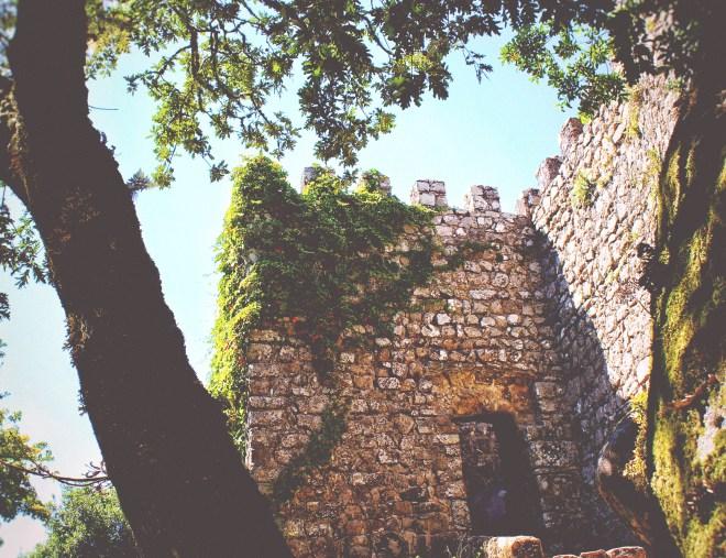 Castelo dos Mouros Mauer