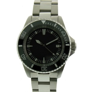 Custom 30ATM Automatic Diver Watch Submariner Sapphire Crystal And Ceramic Bezel