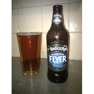 Classy Low Fiery Ginger Very Little Cereal Or Hops Low Bitterness Medium Low Carbonation 5o2 Abv 6o75 10 Badger Blandford Flyer England Very Smooth Ale Very