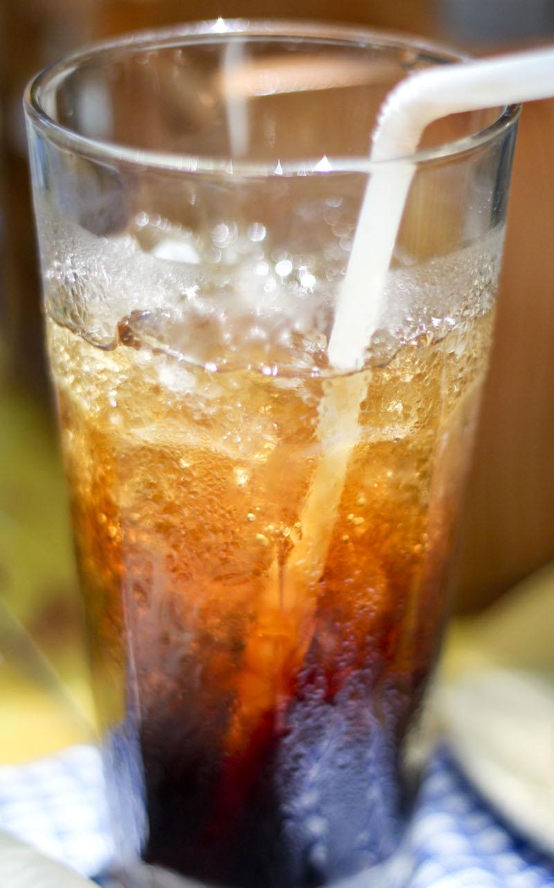 how to make black gulaman drink