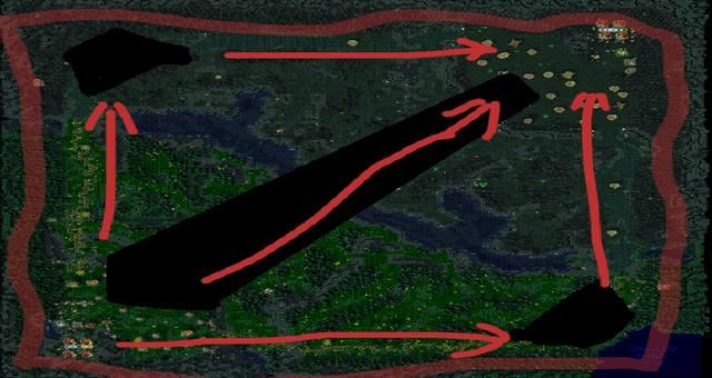 dota 2 middle lane