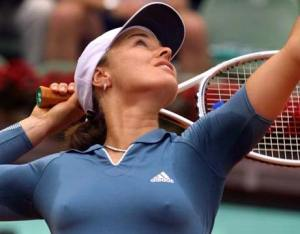 martina hingis boobs