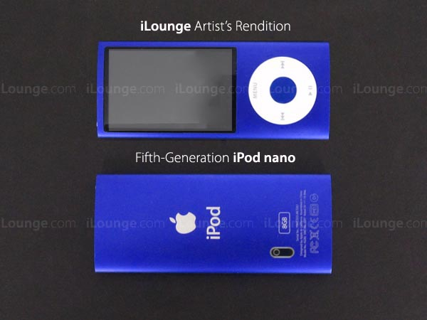 new ipod nano with camera
