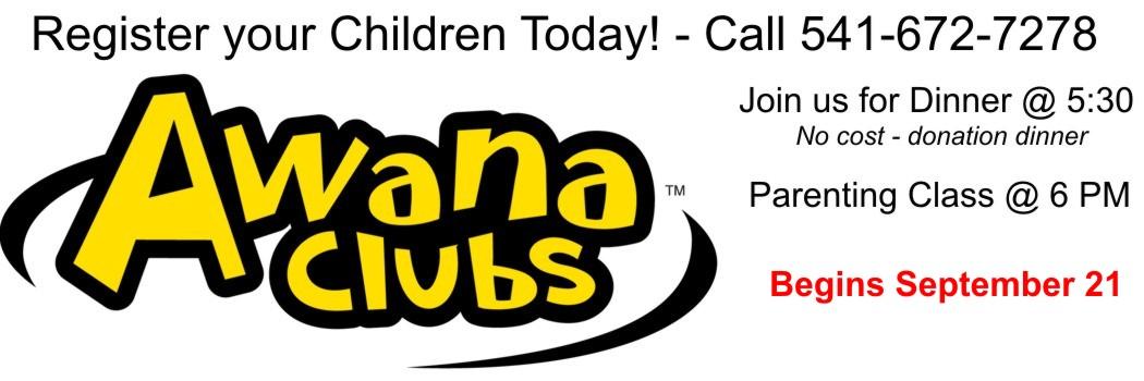 Awana Children's Ministry!