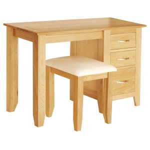 single-pedestal-dressing-table