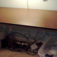 Studio Table Redo