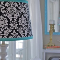Lamp Shade Re-do