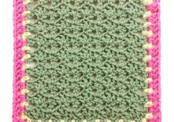 Variations on a Theme Square #2 Mystery Crochet Along