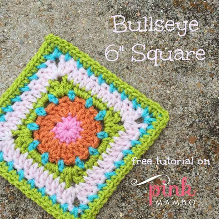Bullseye Square title