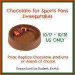 Chocolate for Sports Fans