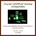 ChuckIT Holiday