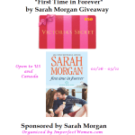 SarahMorganGiveaway
