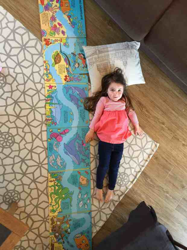 Miles Kelly Convertible Submarine Play Mat