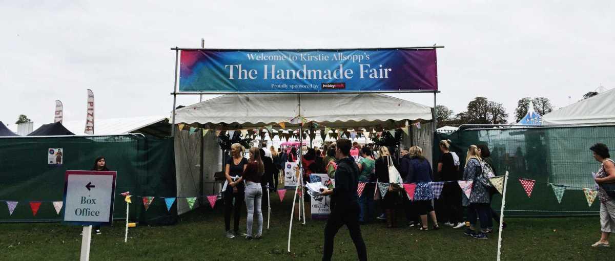 REVIEW: The Handmade Fair, A Craft Addict's Dream