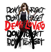 Don't Forget Album Cover