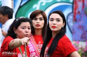 The Beautiful Mutya ng Dabaw Ladies
