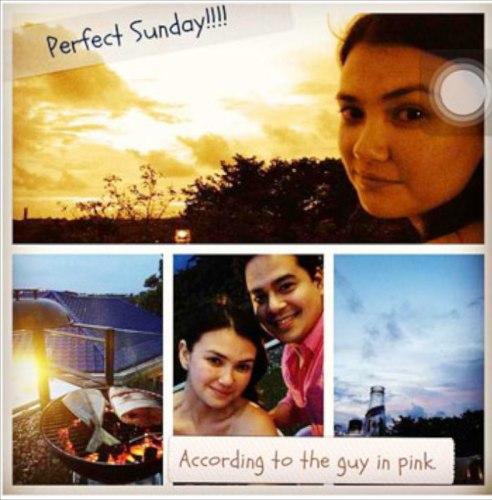 Angelica & John Lloyd Perfect Sunday