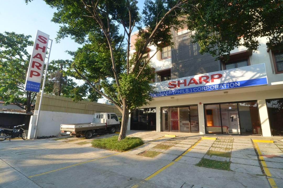 The Sharp Service Center Davao