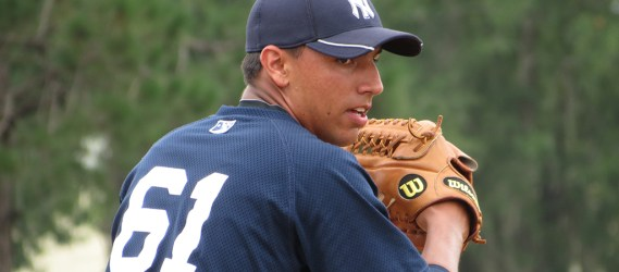 Lefty Nestor Cortes improved to 6-3 for Pulaski Saturday night. His ERA is a sparkling 2.26.