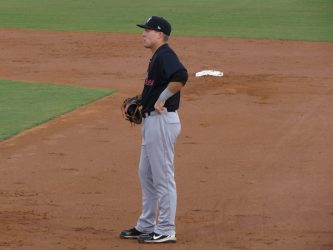 Scouts feel Billy Fleming's best position is first base. He will likely start 2016 at Trenton.
