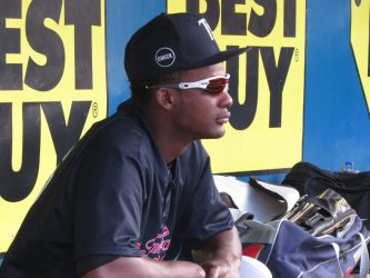 Third baseman Miguel Andújar has both succeeded and scuffled. Where will he be in 2016?
