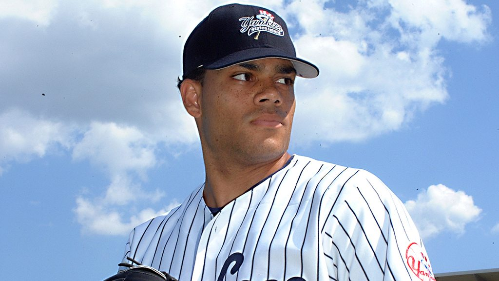 Former Yankees prospect Elvys Quezada will take over as pitching coach of GCL Yankees 2 (Photo Courtesy of: Staten Island Yankees)