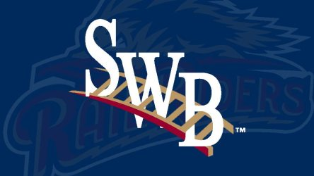 The RailRiders were rained out in Norfolk Sunday. They travel to Durham next.