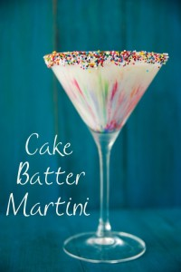 Cake Batter Martini (1/6)