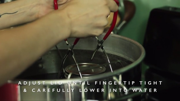 how to use pressure canner