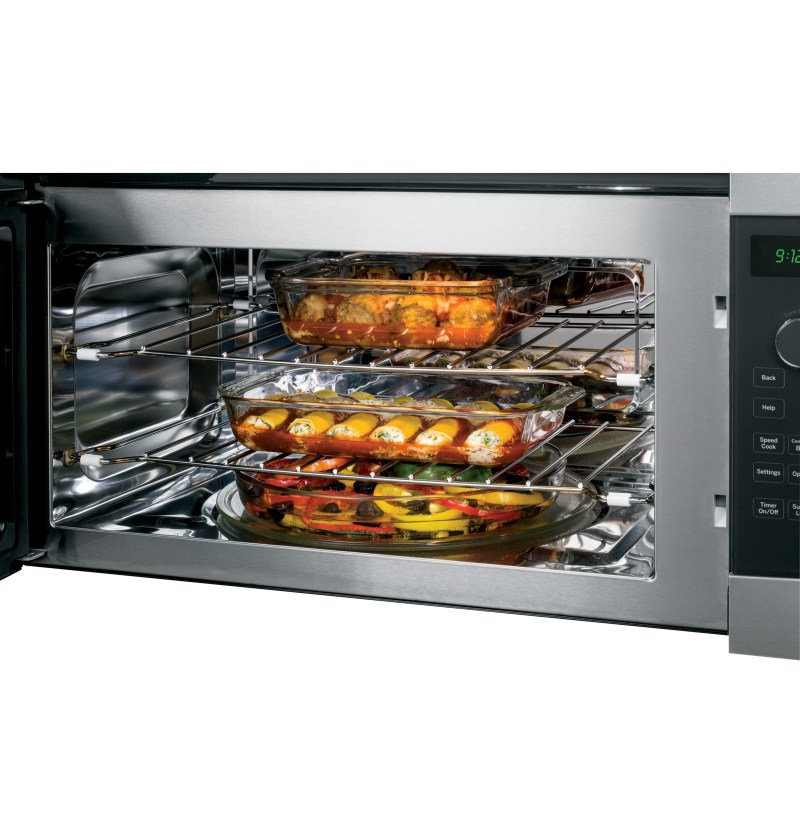 Large Of Over The Range Convection Microwave