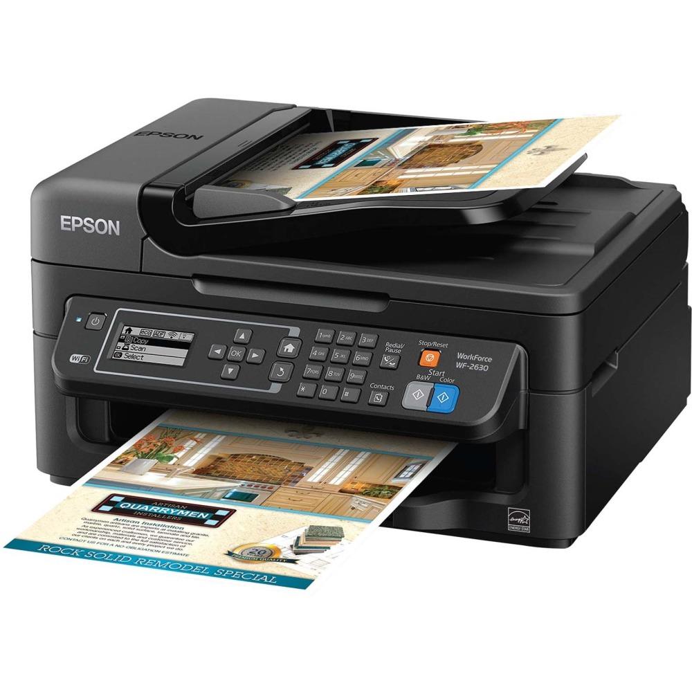 Fullsize Of Epson Printer Not Printing Black