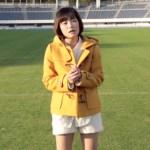 大原櫻子 サッカー場