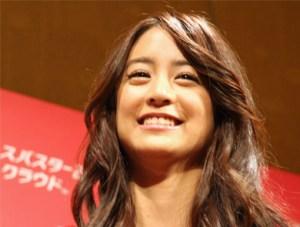 山本美月 笑顔