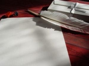 手紙 フリー