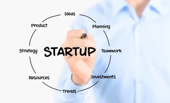 創業のスタートアップ