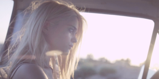 "Watch Sky Ferreira's Forlorn, Dusty Video for ""Sad Dream"", Plus: New Tour Dates"