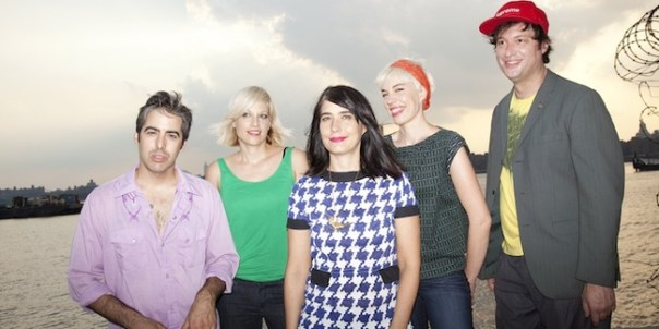 Kathleen Hanna Shares Details of Her Band Julie Ruin's Collaboration With James Murphy