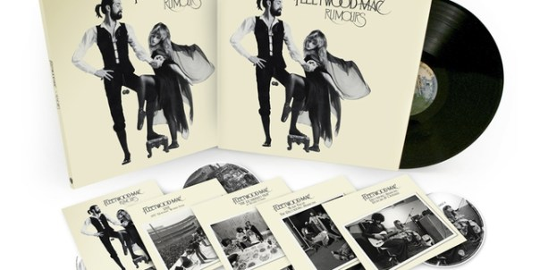 Fleetwood Mac's Classic Rumours Reissued