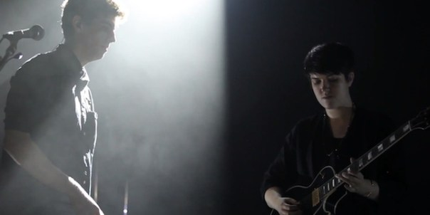 Watch: Three-Part Documentary on the xx, Performing and Behind the Scenes