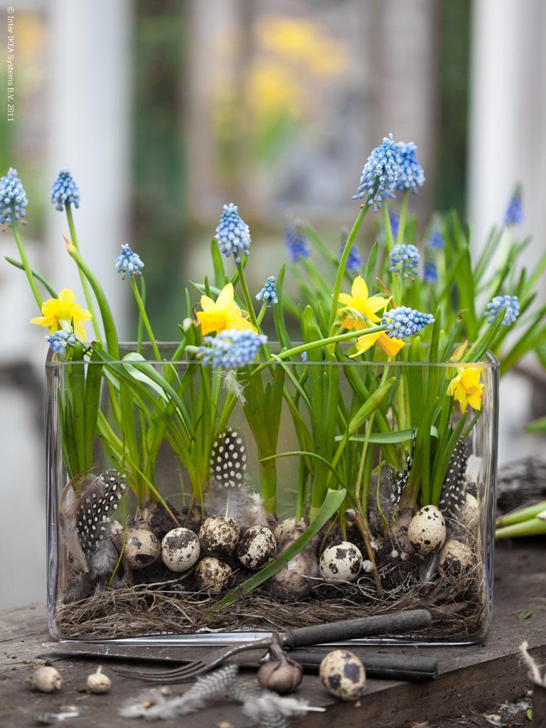 DIY:  Ideas for an Earthy Easter