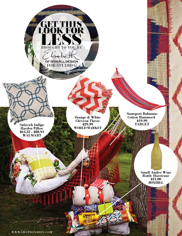 Get the Look For Less – Garden Boho Chic