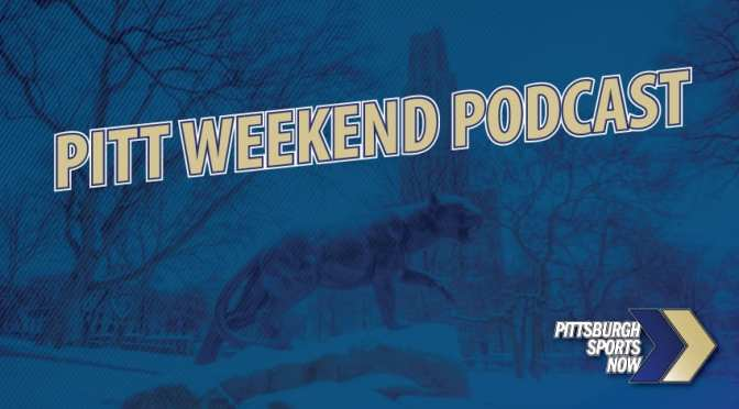 Pitt Weekend Podcast Ep. 6: w/ Chris Dokish And Tom Loy