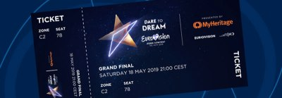 How to get tickets for Eurovision 2019