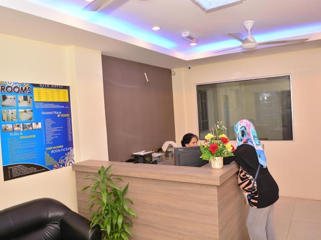 Qish Hotel Malacca / Melaka - Lobby