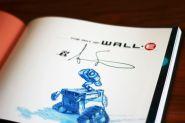 Japan Auction - Art of WALL-E Book