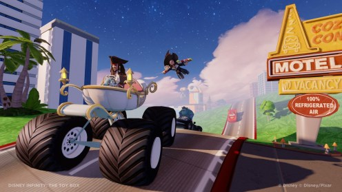Disney Infinity Cars in Toy Box - Image 5