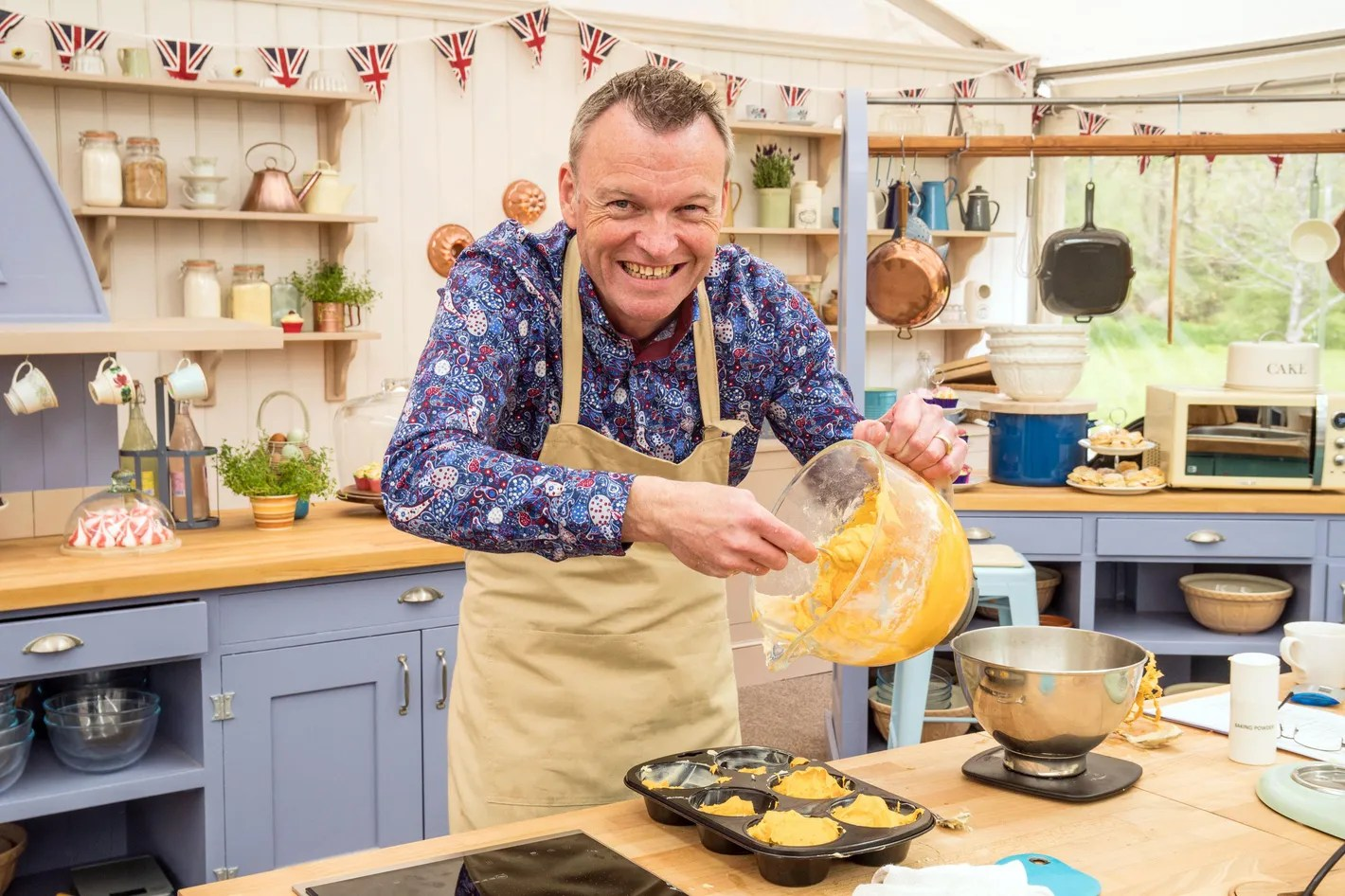 Dining New British Baking On Netflix British Baking Show Season 5 Netflix Contestants British Baking Show Season 5 Review nice food Great British Baking Show Season 5